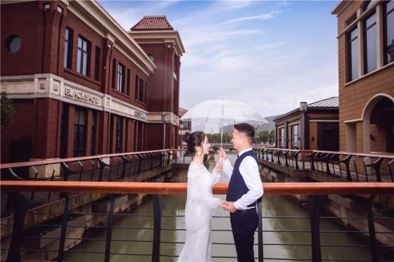 海外自助婚紗攝影工作室